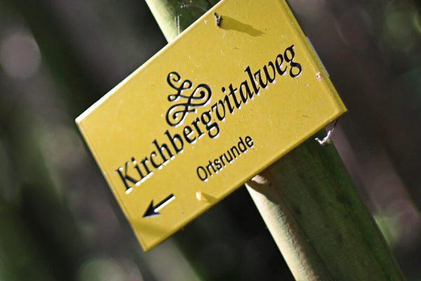 Kirchberger Vitalweg
