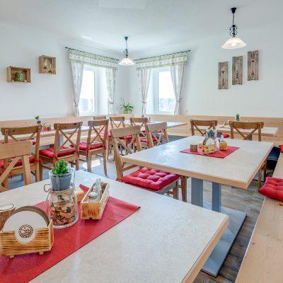 Das Stüberl bietet Platz für 30 Personen