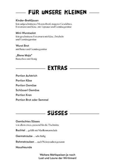Speisekarte - Seite 5